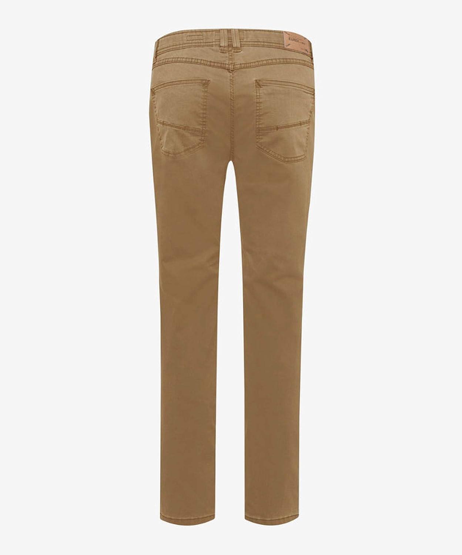 EUREX by Brax Style Luke S Pantalon Homme Camel