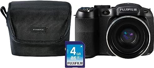 Fujifilm 600011859 14MP Digital Camera with 3-Inch LCD Screen (Black)