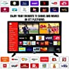 eAirtec 81 cm (32 inches) HD Ready Smart LED TV 32DJSM (Black) (2020 Model) #2