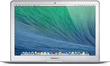 Apple MacBook Air MJVE2LL/A 13-inch Laptop 1.6GHz Core i5, 8GB RAM, 128GB SSD (Renewed)