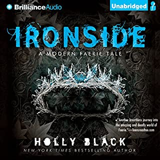 Ironside cover art