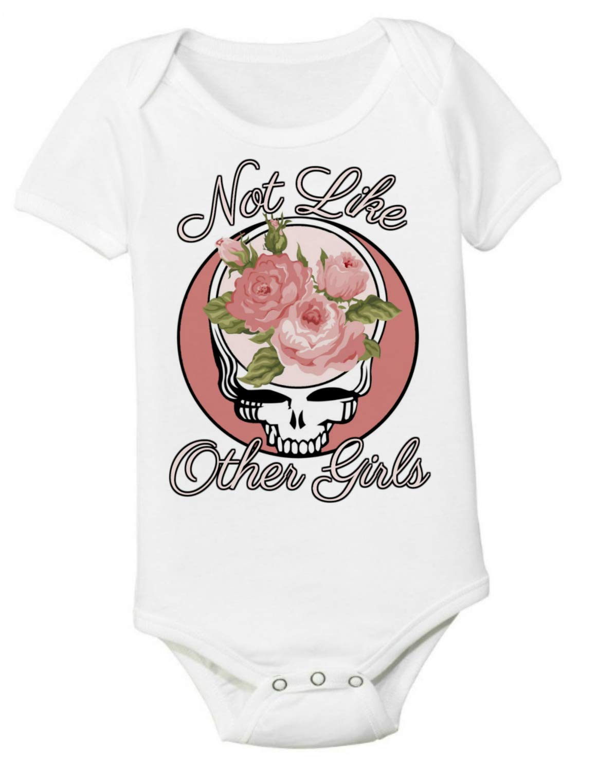 Not Like Award the Other Girls Steal Bod Onesie Baby Your Flowers Face Baltimore Mall