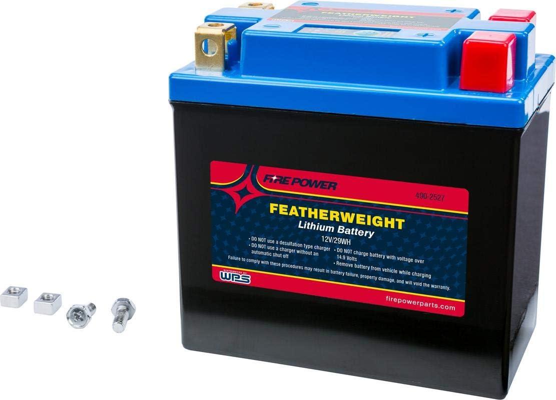 New FirePower Lithium Ion ATV Battery - 50 Yamaha Rapt 2004-2009 Albuquerque Mall National uniform free shipping