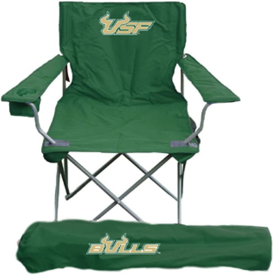 Rivalry 5% OFF Distributing South Florida Bulls Ultimate Chair Raleigh Mall Tailgate