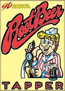Ata-Boy Midway Arcade Games Root Beer Tapper 2.5