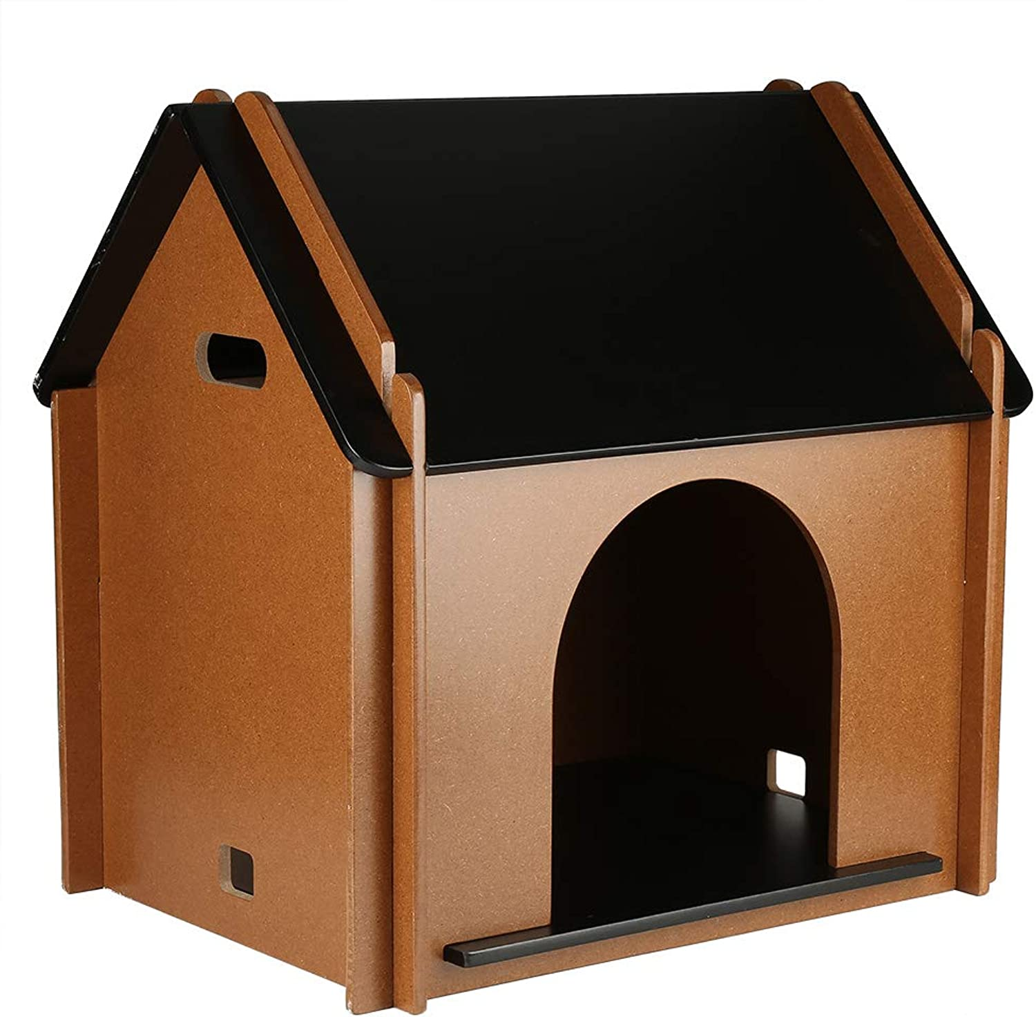 Dogs House-Pet House Foldable Wooden helter for Dogs Indoor