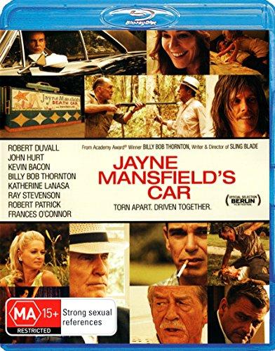 Jayne Mansfield's Car (2012) [ NON-USA FORMAT, Blu-Ray,...