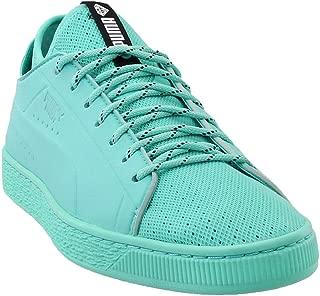 PUMA Mens Basket Sock Low Diamond Casual Sneakers,