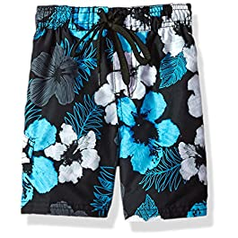 Kanu Surf Boys' Viper Quick Dry UPF 50+ Beach Swim Trunk