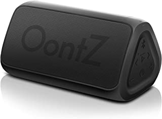 Cambridge SoundWorks OontZ Angle 3 RainDance IPX7 Waterproof Portable Bluetooth Speaker, 10 Watts Power, Louder, Crystal Clear Stereo, Richer Bass, 100ft Wireless Range, Bluetooth Speakers
