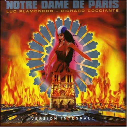 Notre Dame De Paris (Double CD) [French Import] Version Integrale by Luc Plamondon (1998-12-14)