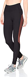 adidas Women's Training Believe This High-Rise 3-Stripe 7/8 Tights