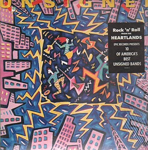 Sussman Lawrence Band, The Reducers, The Pressure Boys, Blue Sparks from Hell, The Radiators.. / Vinyl record [Vinyl-LP]