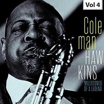 Milestones of a Legend – Coleman Hawkins, Vol. 4