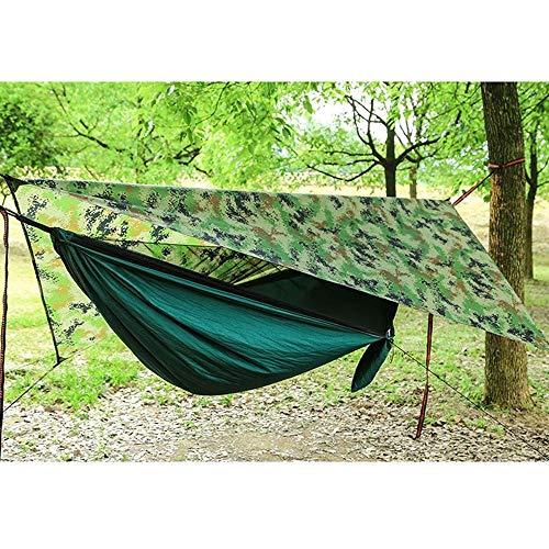 LYXDZW Camping Hamac Set avec Moustiquaire,Double...