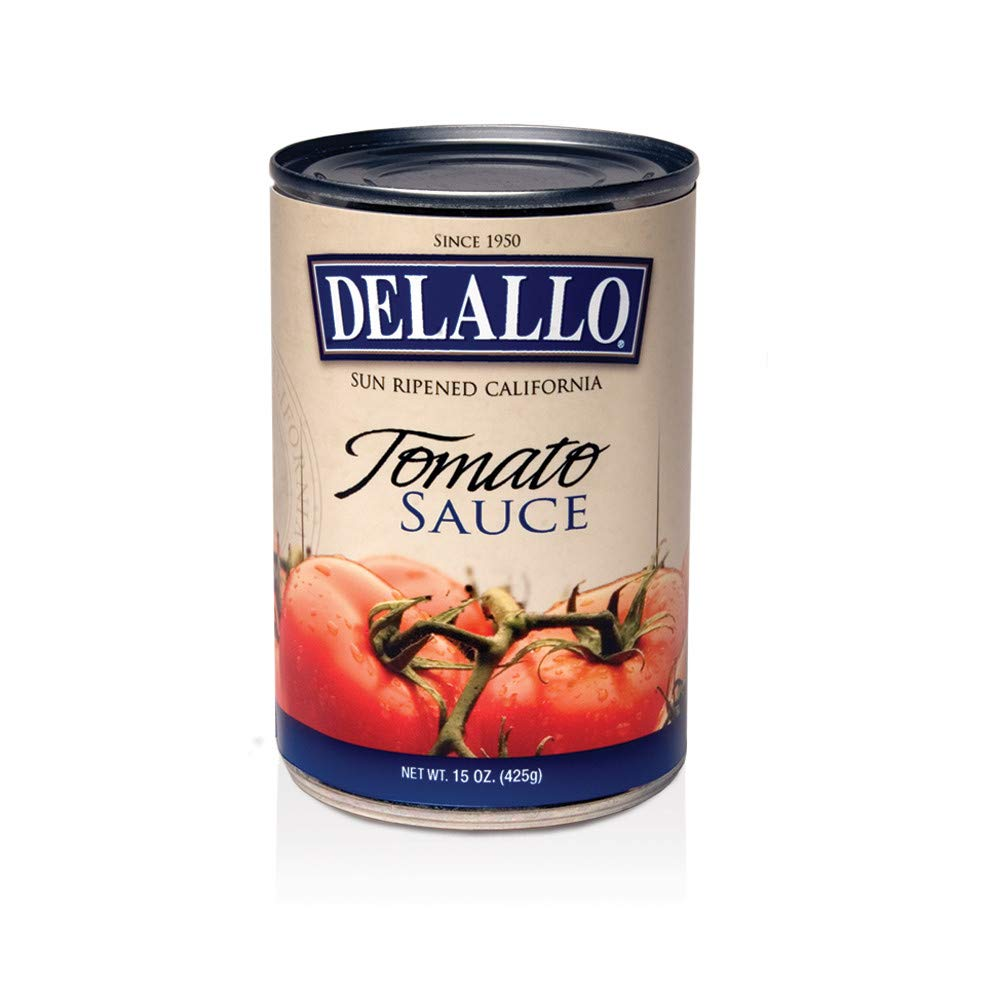 Discount mail order DeLallo Tomato Sauce 15 of pack Excellence oz. 12