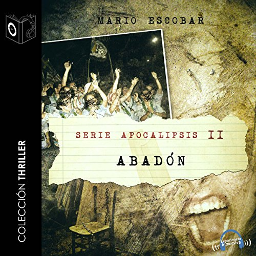Apocalipsis II - Abadon [Revelation II - Abadon] (Spanish Edition) audiobook cover art