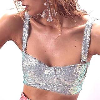 901ebe15b7a24 Amazon.ca  Silver - Camisoles   Tanks   Lingerie   Underwear ...