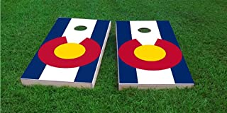 colorado cornhole set