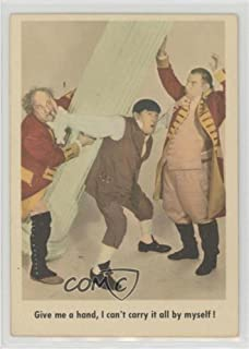 Give me a hand, I can't… (Trading Card) 1959 Fleer The 3 Stooges - [Base] #85