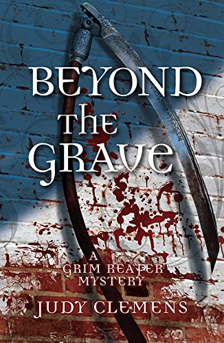 Beyond the Grave (Grim Reaper Series Book 5) (English Edition)
