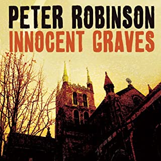 Innocent Graves audiobook cover art