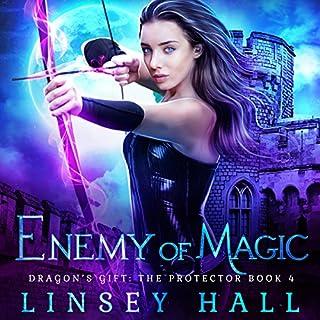 Page de couverture de Enemy of Magic