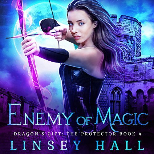 Enemy of Magic audiobook cover art