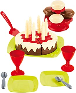 Ecoiffier - set birthday cake