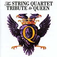 String Quartet Tribute to Queen