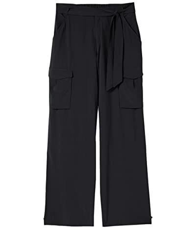 Royal Robbins Spotless Traveler Cargo Pants (Jet Black) Women