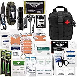 9 Best IFAK Kits For Traumatic Emergencies On The Market Today