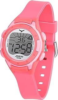 WUTAN Kids Watch Digital Waterproof with Alarm Date Stopwatch Sport Watch for Boys Girls Watches Ages 3-12