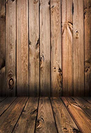 MEHOFOTO 6x8ft Vintage Wood Photo Studio Booth Backdrop Props Children Newborn Wooden Background for Photography