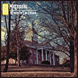 Missouri Calendar 2022: 18 Month Calendar Missouri, Square Calendar 2022, Cute Gift Idea For Missouri Lovers Women & Men, Size 8.5 x 8.5 Inch Monthly