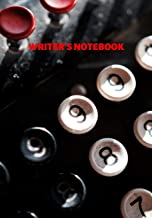 Writer's Notebook: Vintage Typewriter a Journal for All You Budding Writers Men and Women to Keep a Record of Your Ideas