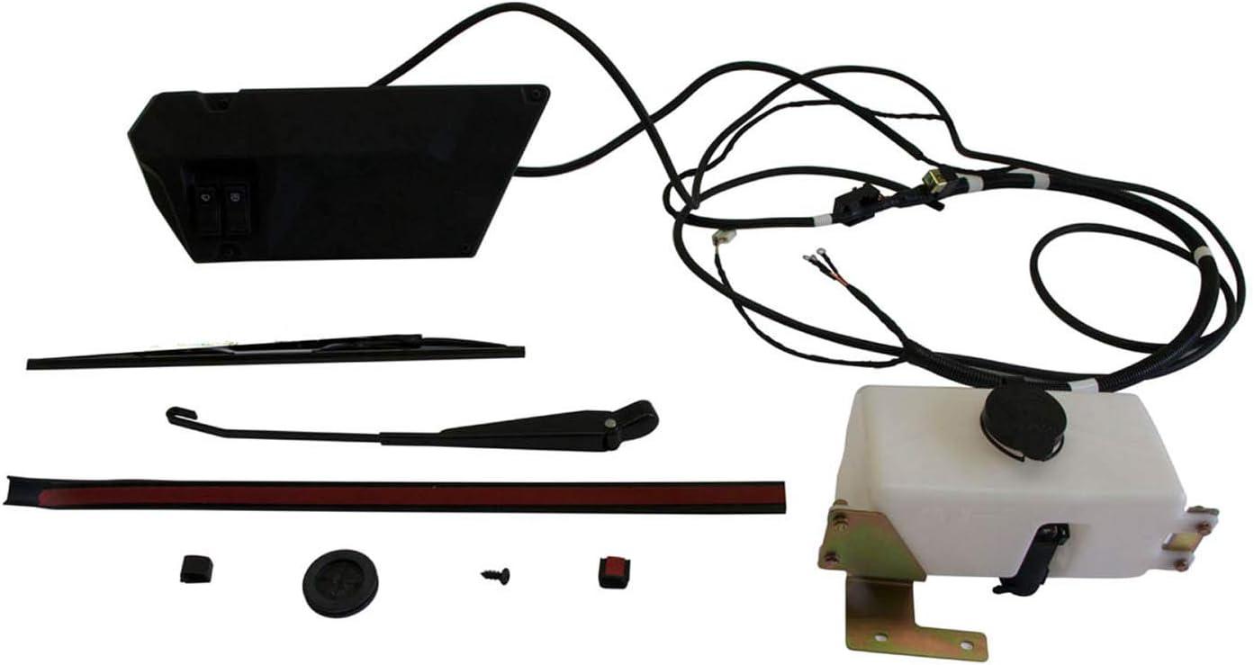 Polaris 17 in. Windshield Wiper & Washer Kit