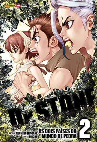 Dr. Stone Vol. 02