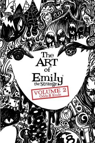 The Art of Emily the Strange: Volume 2 Odds & Ends