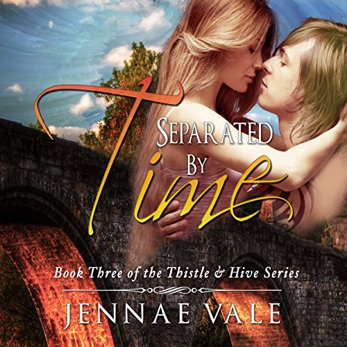 Separated by Time audiobook cover art