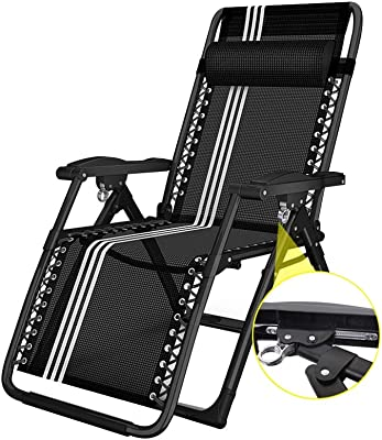 Amazon.com: Silla de salón plegable reclinable para ...