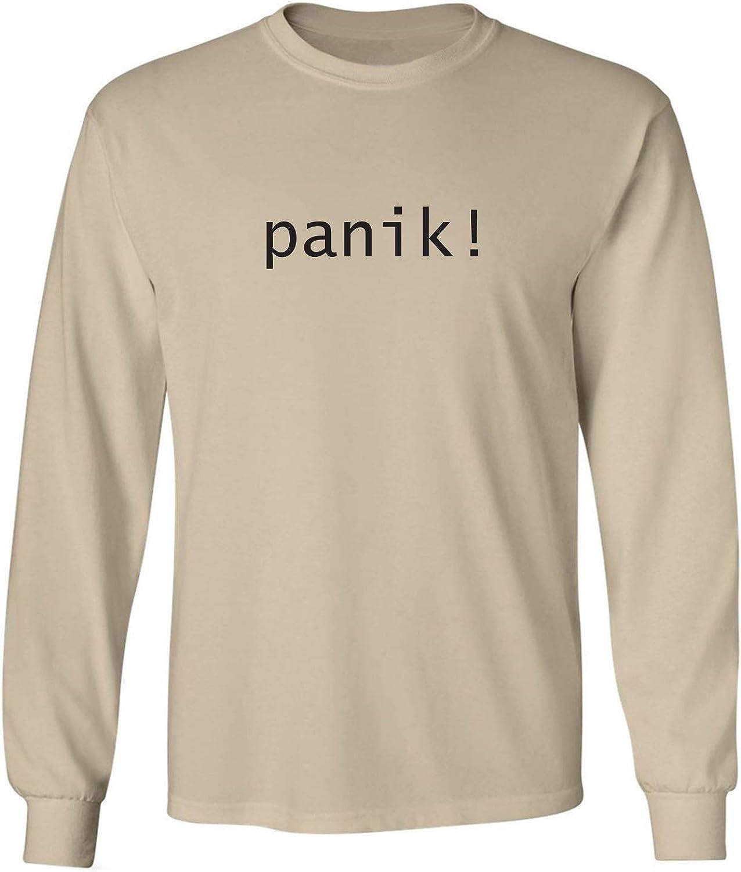 zerogravitee Panik! Adult Long Sleeve T-Shirt
