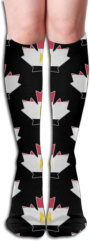 Egypt Flag excellence Canada Maple Leaf Women Men Athletic for OFFicial Socks