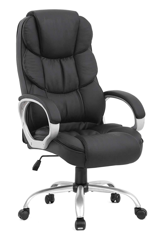 BestOffice OC 2610 Black Office Chair Black