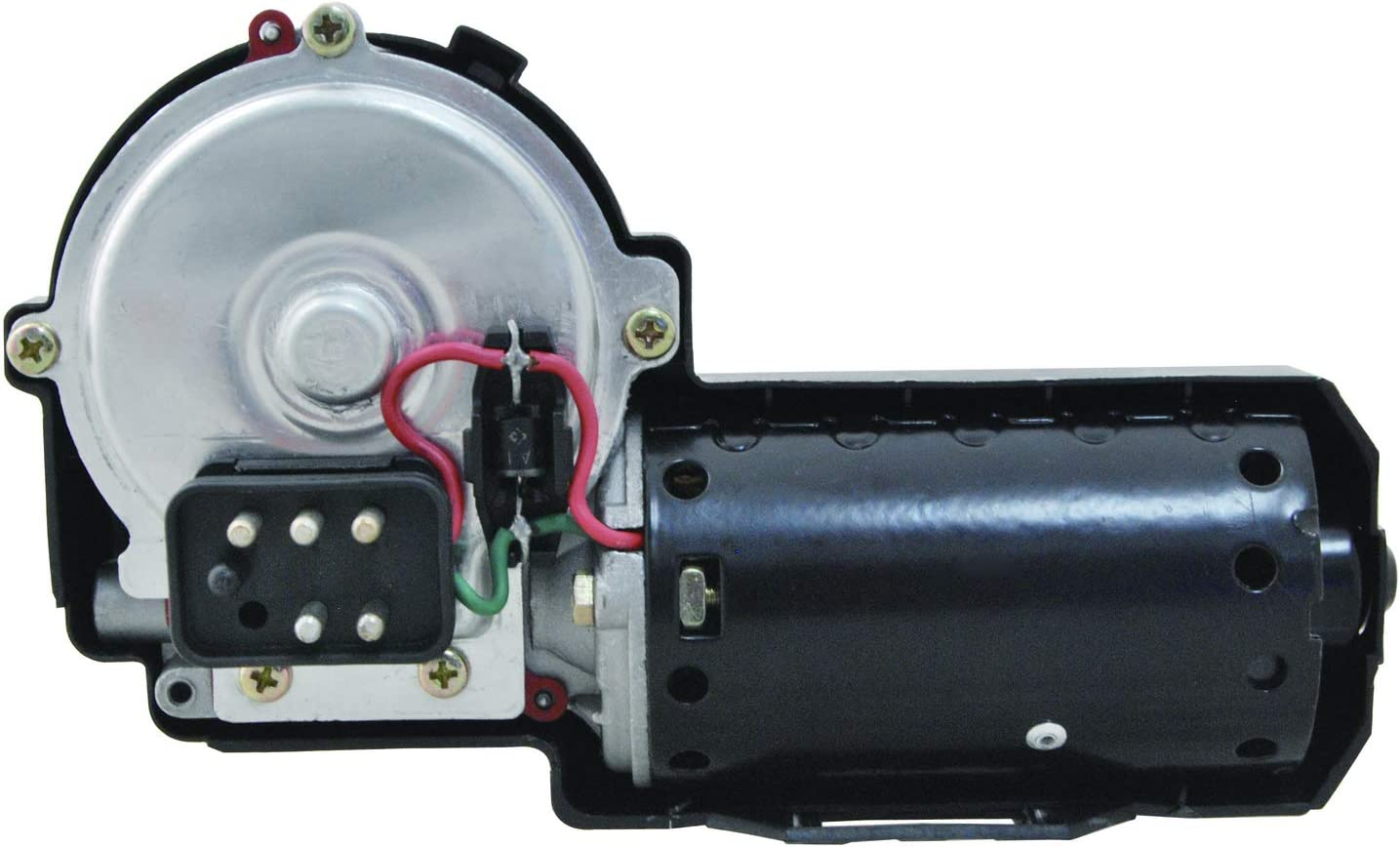 NEW Front Windshield Wiper Motor Compatible 3 Sacramento Mall Gorgeous With Mercedes-Benz