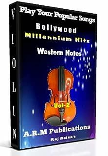 violin notes for hindi songs