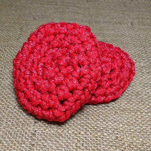 crochet scrubber - 5