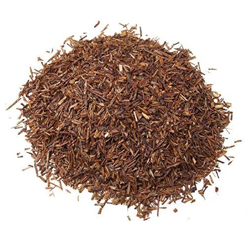Aromas de Té - Infusión Rooibos - Agricultura Ecológica - Infusión Natural - Propiedades Diuréticas y Digestivas - No Contiene Teína - Sin Gluten - 50 gr.