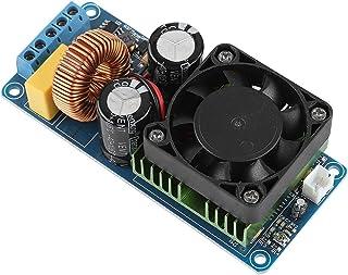 Amplificador de potência digital IRS2092S 500W, placa de amplificador de potência HIFI inteligente de classe D da fonte de...
