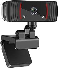 Sponsored Ad - 1080P Webcam with Microphone, Web Cam USB Camera, Computer HD Streaming Webcam for PC Desktop & Laptop w/Mi...